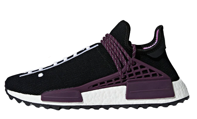 New adidas Human Race NMD Pharrell Holi Festival (Core Black)