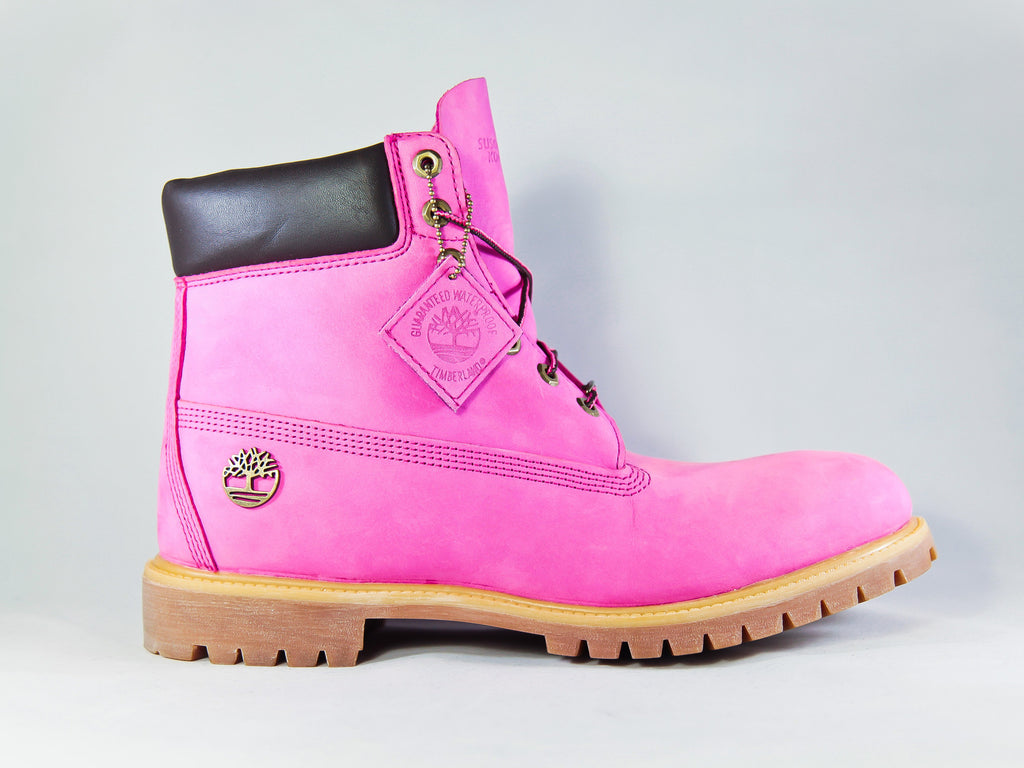 Timberland Breast Cancer Awareness