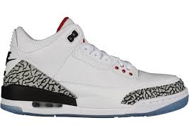 "Air Jordan 3 Retro Free Throw Line ""Cement 88"""