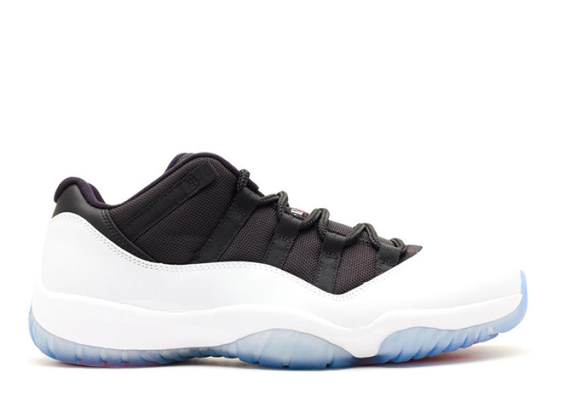 "AIR JORDAN 11 RETRO LOW ""Tuxedo"""