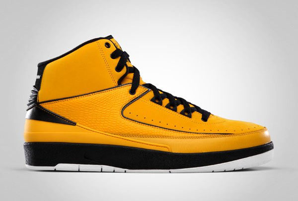 "Air Jordan 2 Retro ""Candy Pack Yellow"""