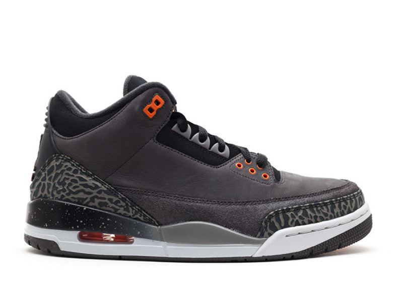 "Air Jordan 3 Retro ""Fear"""