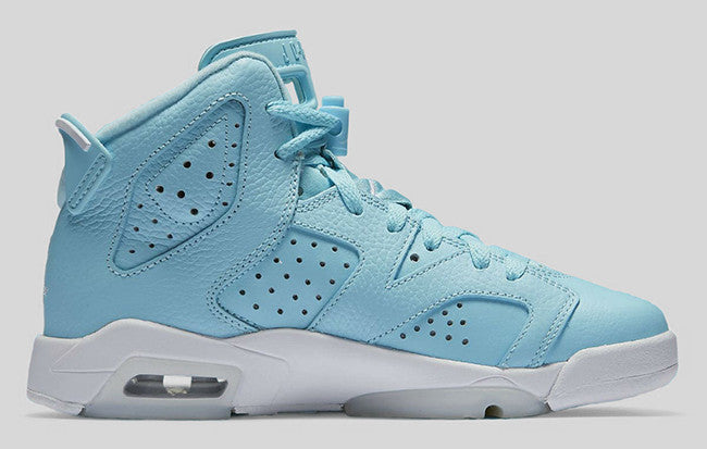 "Air Jordan 6 Retro ""Still Blue"""