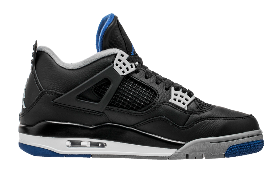 "Air Jordan 4 ""Motorsport Black"""