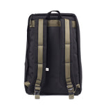Shrine Sneaker Daypack (Black/Olive)