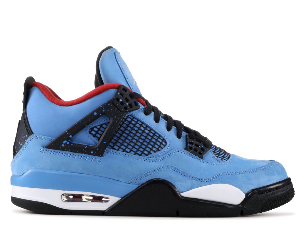 "Air Jordan 4 Retro ""Cactus Jack"""