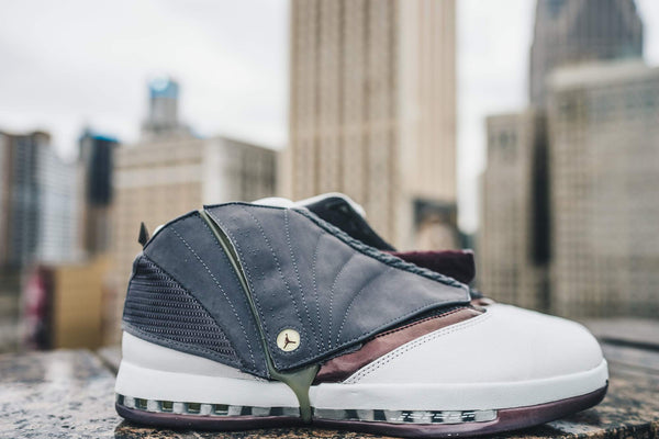 Air Jordan 16 Cherry Wood