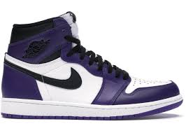 Air Jordan Retro 1 Court Purple 2.0