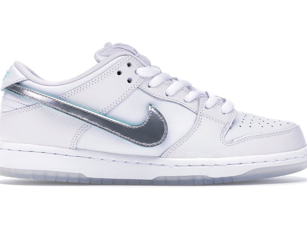 "Nike SB Diamond Dunk Low ""White"""