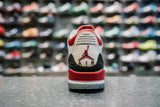 "Air Jordan 3 Retro""Fire Red"" (2007) - NOJO KICKS"