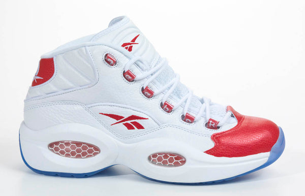 Reebok Questions Red