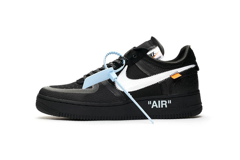 Nike air Force 1 Off-white Black