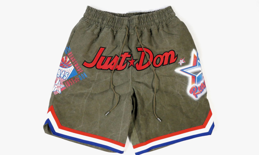 Just Don x Ready made Shorts