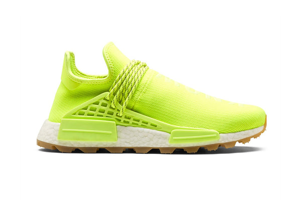 Adidas Human Race Now Is Her Time Solar Yellow