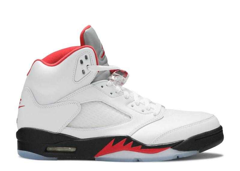 Air jordan 5 retro Fire red 2020