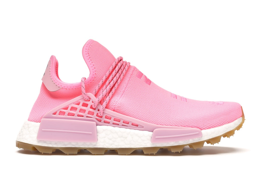 Adidas human race now is her time light pink
