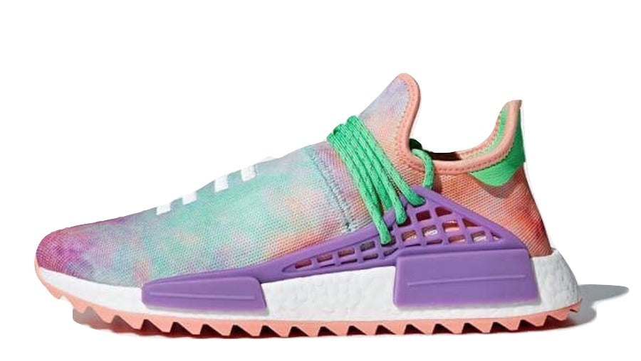reputable site 5ac8d 02cdd adidas Human Race NMD Pharrell Holi Festival (Chalk Coral)