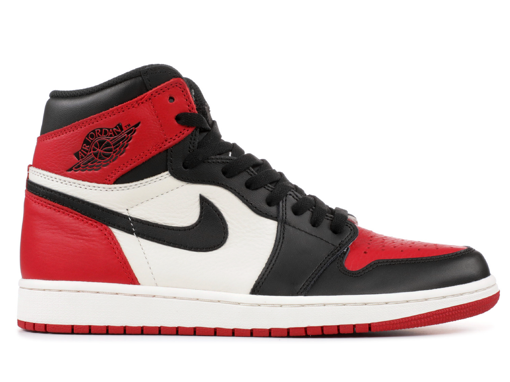 "Air Jordan Retro 1 ""Bred Toe"""