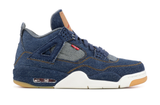 "Air Jordan 4 Retro ""Levi's Denim"""