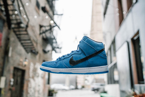 Nike Dunk High Royal/Black