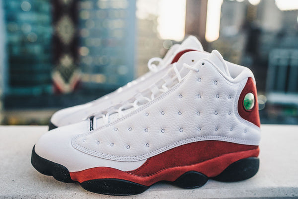 Air Jordan 13 Retro Cherry 2012