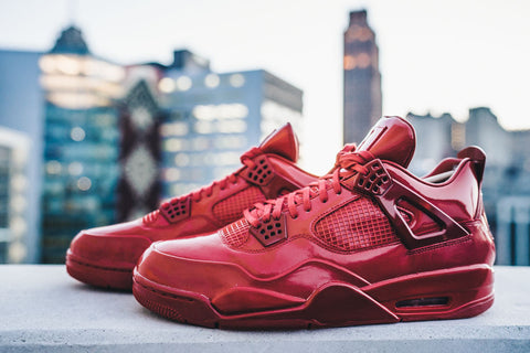 Air Jordan 4 Retro 11Lab4 Red