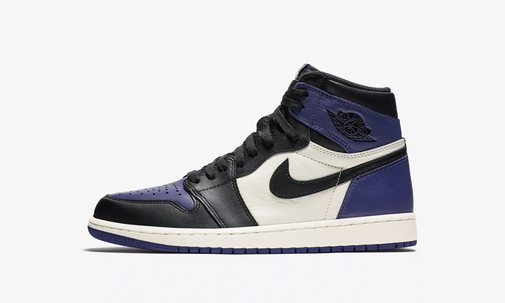 New Air Jordan 1 Retro High Court Purple c928bd522
