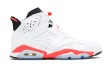 "Air Jordan 6 Retro Infrared ""White"""