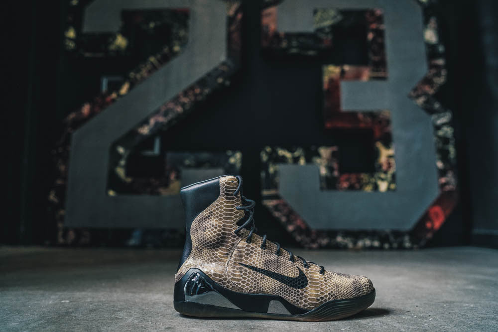 "Nike Kobe 9 High EXT ""Snakeskin"""