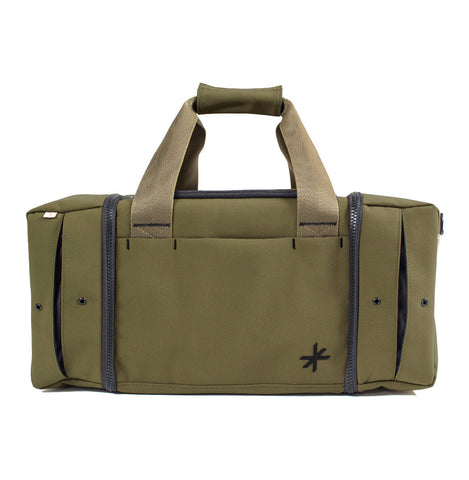 Shrine Sneaker Duffel (Olive)