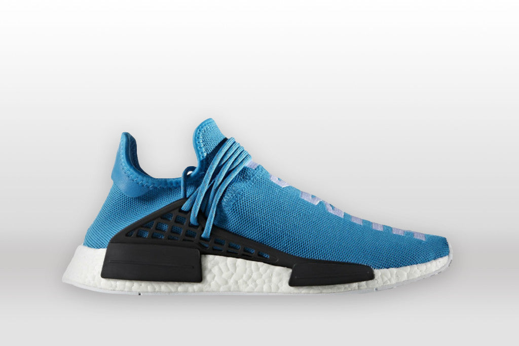 "adidas NMD Human Race ""Blue/White"""