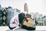 Air Jordan 5 Retro Supreme Camo - NOJO KICKS