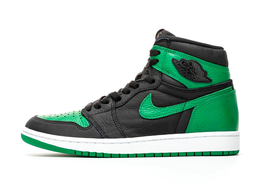 "Air Jordan 1 ""Retro Black Pine Green"""