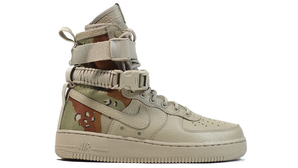 "Nike Air Force 1 Special Forces ""Desert Camo"""