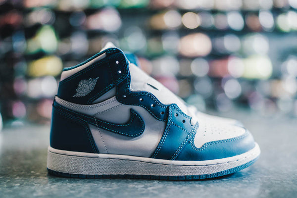 944c2bb1e3b Air Jordan 1 Retro UNC (GS) – NOJO Kicks Detroit