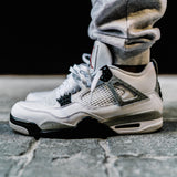 Air Jordan 4 Retro White Cement 2016 - NOJO KICKS
