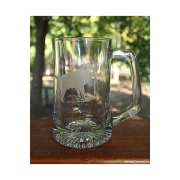 Wildrose Beer mug