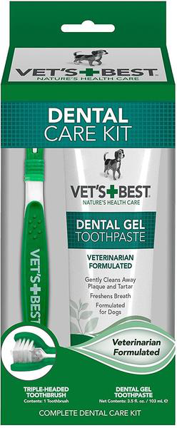 Vets Best Dental Kit