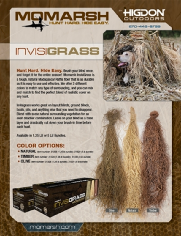 MOmarsh Invisi-Grass Original 1.25lb
