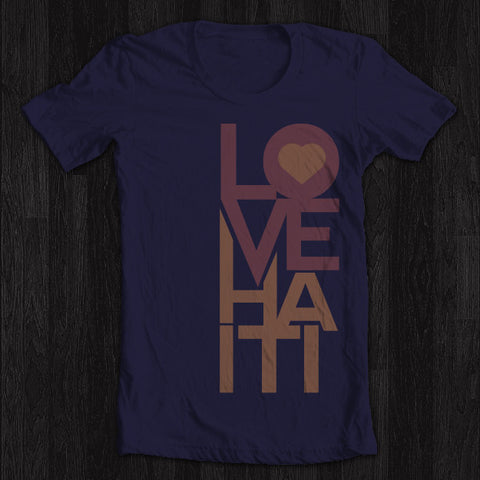 Love Haiti Shirt