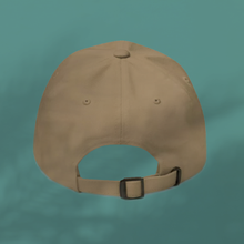 Load image into Gallery viewer, I AM BESPOKE. Tan cap