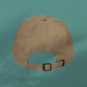 I AM BESPOKE. Tan cap