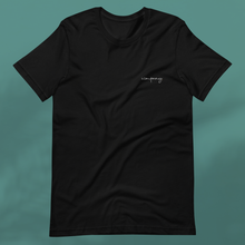 Load image into Gallery viewer, HOME VIBES black tee