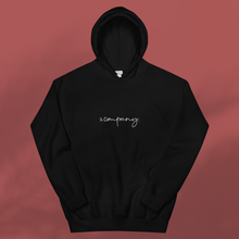 Load image into Gallery viewer, & COMPANY black hoodie women's