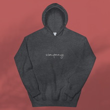 Load image into Gallery viewer, & COMPANY grey hoodie men's