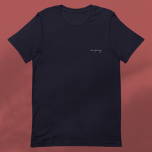 Load image into Gallery viewer, FADED LOVE No 2 navy tee unisex