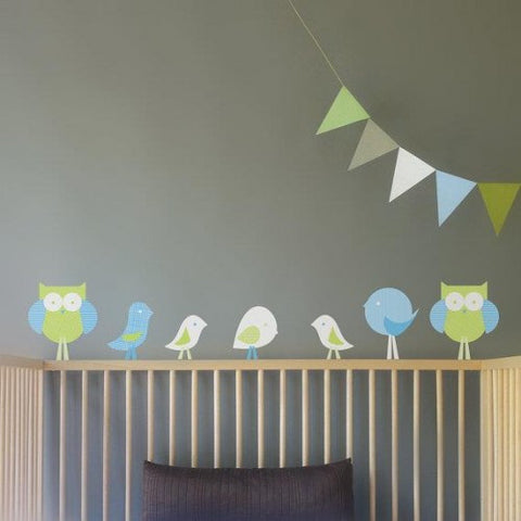 Trendy Peas Wall Decals