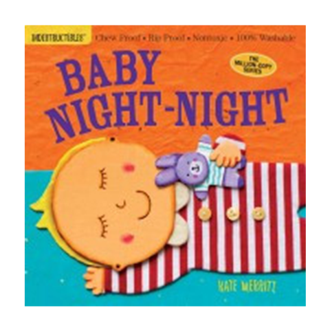 Indestructible Books Baby Night Night
