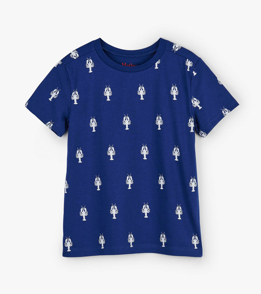 Hatley Silhouette Lobsters Graphic Tee