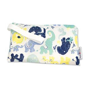 AppleCheeks MiniZip Storage Sac Irrelephant